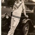 Jock Burnet and Swift Tourer 1931