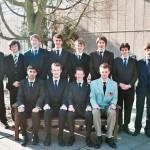 CURFC Squad 2008