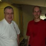 Dolby & Kirby Plate winners Veterans 2004