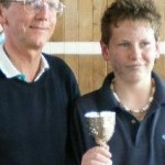 Hebden and Frost win Derby Invitation Doubles 2008