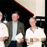Dolby & Atkinson runners-up Vintage Doubles 2004