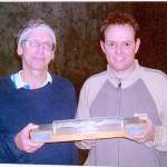 Dave Hebden & Dave Fox Winchester Doubles 2004