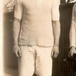 Jack Davies 1932