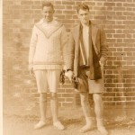 Sam Jagger (played 1925) and Jack Davies
