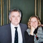 David Arnold and Angela Benson