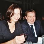 Mel and Iain de Weymarn