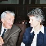Martin Wilkinson and Anne Colver