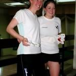 Cambridge Ladies win Doubles Plate