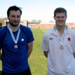Dean & Brooks runners-up National Doubles