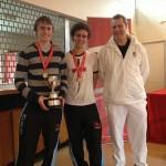 Kay & Brubert BUCS Doubles 2012