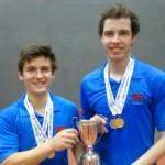 2015 BUSF: Shaw & Beltrami win the Doubles