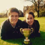 Cuppers Champions 2016: Matt Shaw and Carrie Heath-Taylor from Homerton