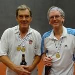 David Hebden 99th title