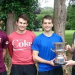 Brooks & Ellison win the South West Open