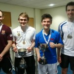 National U25s at Oundle: the finalists