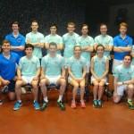 Varsity Match 2017 CURFC squad